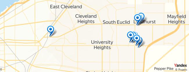 Lyndhurst Ohio Map.Best Places To Shop In Lyndhurst Ohio Afabuloustrip