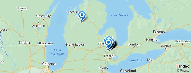 Leonard Michigan Map.Top Things To Do In Leonard Michigan Afabuloustrip