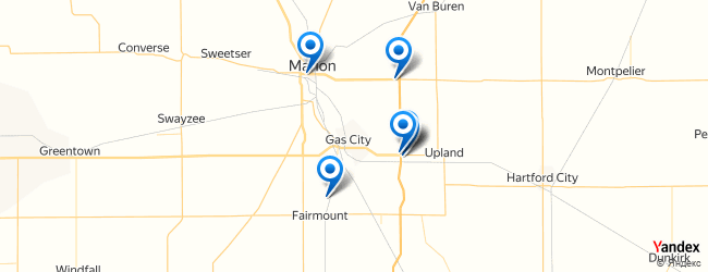Gas City Indiana Map.The Best Hotels In Gas City Indiana Afabuloustrip