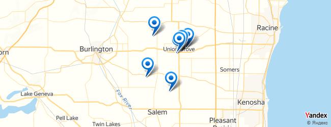 Union Grove Wisconsin Map.Best Outdoor Activities In Union Grove Wisconsin Afabuloustrip