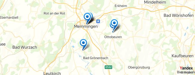 Map Of Germany Memmingen.Top Museums Activities In Memmingen Bavaria Germany Afabuloustrip