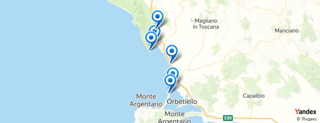 Talamone Italy Map.Best Outdoor Activities In Talamone Centro Italy Afabuloustrip
