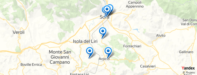 Sora Italy Map.Best Outdoor Activities In Sora Centro Italy Afabuloustrip