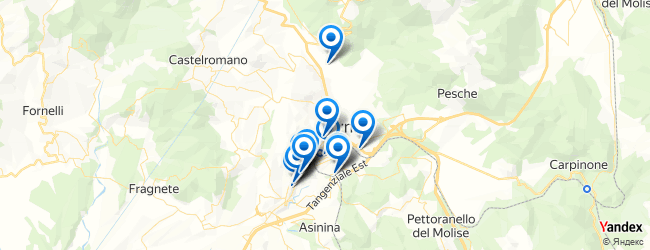 Isernia Italy Map.Top Things To Do In Isernia Sud Italy Afabuloustrip