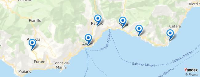 Maiori Italy Map.Best Outdoor Activities In Maiori Sud Italy Afabuloustrip
