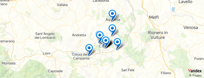 Calitri Italy Map.The Best Hotels In Calitri Sud Italy Afabuloustrip