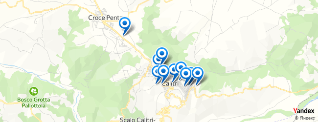Calitri Italy Map.Top Things To Do In Calitri Sud Italy Afabuloustrip
