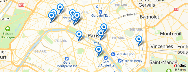 Top Things To Do In Paris IledeFrance France AFabulousTrip - Paris things to do map