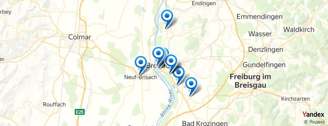 Breisach Germany Map.Top Things To Do In Breisach Am Rhein Baden Wurttemberg Germany