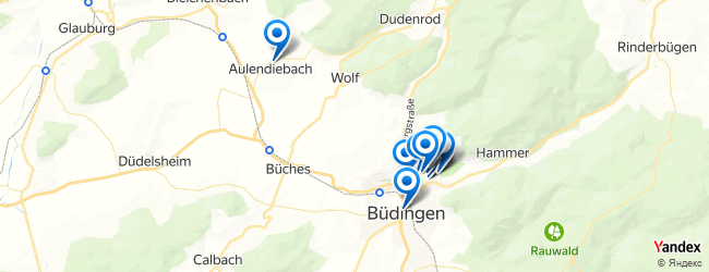 Budingen Germany Map.Top Things To Do In Budingen Hesse Germany Afabuloustrip