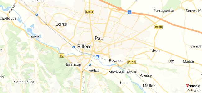 localisation de Pat64 pour rencontre et tchat