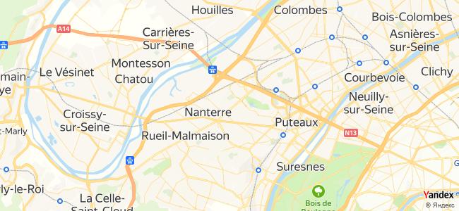 localisation de Claude92 pour rencontre et tchat