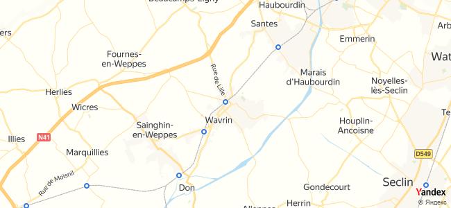 localisation de Dhondt pour rencontre et tchat