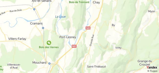 localisation de LaurentP39 pour rencontre et tchat