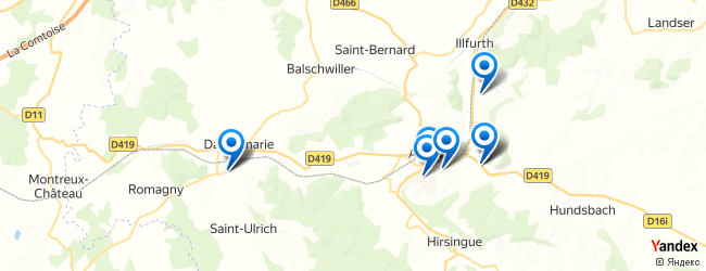 Activites Sportives A Altkirch Alsace France Afabuloustrip