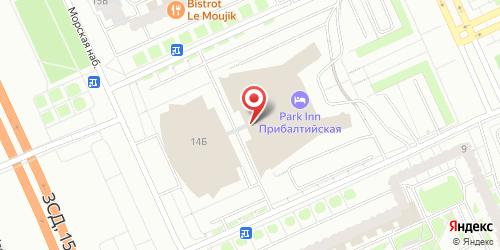 Ресторан RBG Bar & Gril / Red Bar Grill, Санкт-Петербург, Кораблестроителей ул., 14 (Park Inn Прибалтийская)