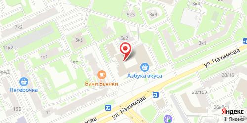 Ресторан El Grange / Эль Гранж, Санкт-Петербург, Нахимова ул., 5