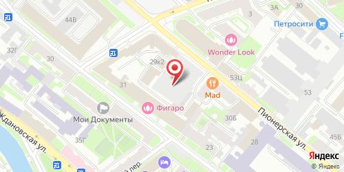 Rock Cafe (Rock Cafe), Санкт-Петербург,ул. Пионерская, д. 32