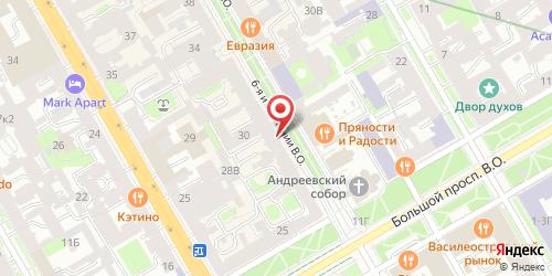 Бар Sultan, Санкт-Петербург, 7-я линия В.О., 28
