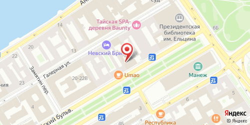 Дворец Князя Кочубея, Санкт-Петербург, Конногвардейский бул., 7