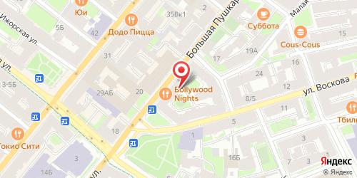 XL, Санкт-Петербург, Большая Пушкарская ул., 15