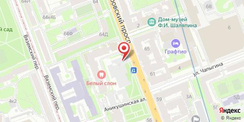 Ресторан Стейк Хаус - 4, Санкт-Петербург, Каменноостровский пр., 62