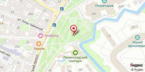 Ресторан Горный орел, Санкт-Петербург, Александровский парк, д. 1 А