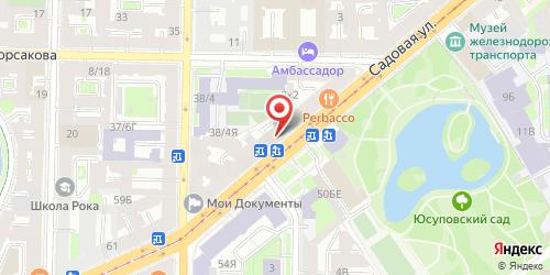 Кафе Абрикосовая косточка, Санкт-Петербург, Садовая ул., 53