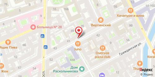 Ресторан Апшерон, 'Санкт-Петербург, ул. Казанская, д. 39,<br> Санкт-Петербург, ул. Некрасова, д. 37'