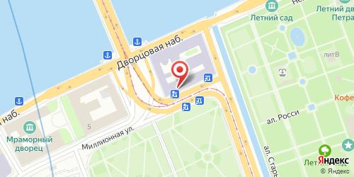 Кафе Анна, Санкт-Петербург, Миллионная ул., 3