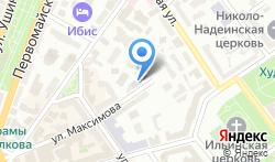 Наш офис на карте