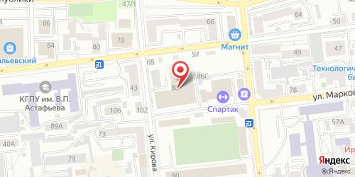 Центр (Centr), Марковского ул., д. 88