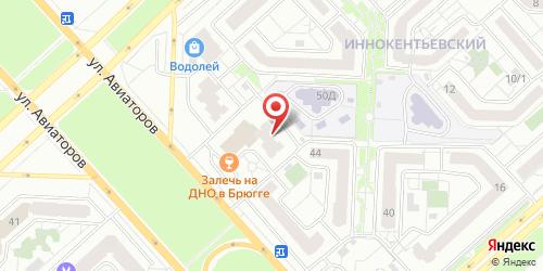 Velvet, Авиаторов ул., д. 50
