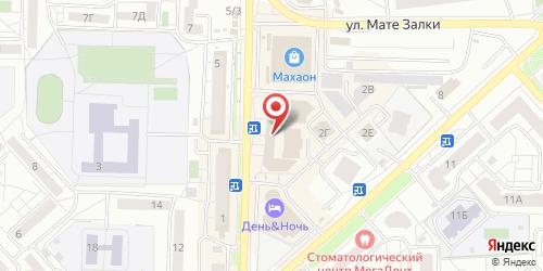 Айсберг, Шумяцкого ул., д. 4а