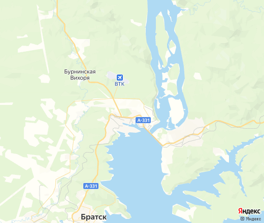 Карта Братска: улицы, дома, организации — Яндекс.Карты