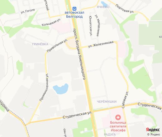 294026efd57e Пан Чемодан  адреса в Белгороде — Яндекс.Карты