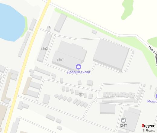 3bb4996e8 Добрый склад - складские услуги, деревня Чёрная Грязь — отзывы и фото —  Яндекс.Карты