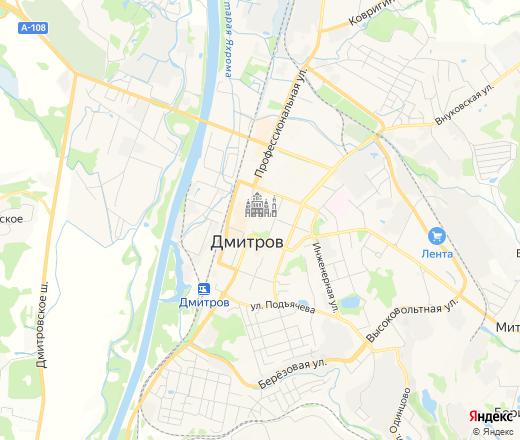 Яндекс москвы для карта