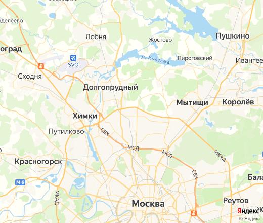 Яндекс.Карты — выбирайте, где поесть, куда сходить, чем заняться