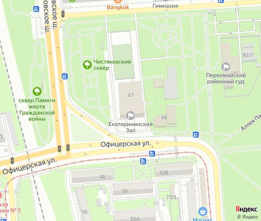 Сбербанк, платёжный терминал, Офицерская ул., 47 ...