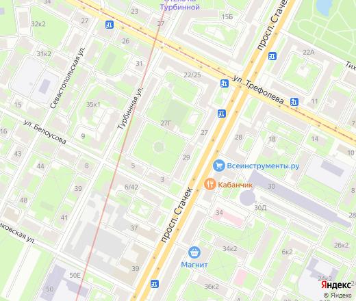 Карта Санкт-Петербурга с улицами и номерами домов онлайн — Яндекс.Карты