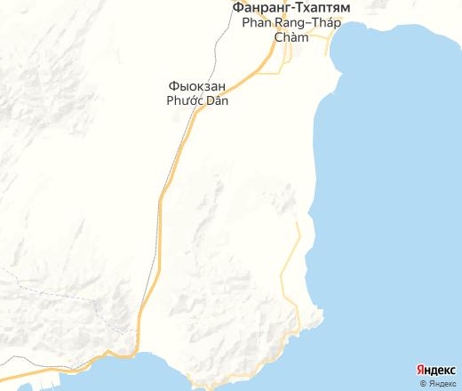 Карта фанранга фото
