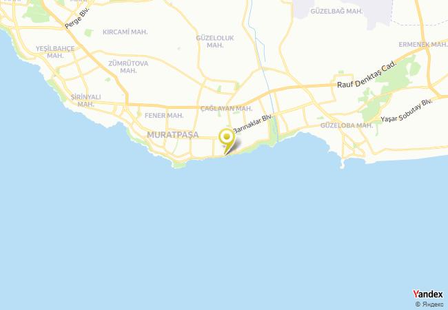 Özel Çocuk Adası Anaokulu Haritası