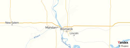 brendel investments bismarck nd map