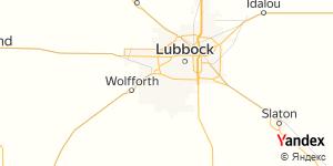 Direction for - Mcdonalds Lubbock,Texas,US