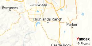 Direction for - Denver Black Car Suv Highlands Ranch,Colorado,US