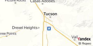 Direction for - Street  Traffic Maintenance Tucson,Arizona,US