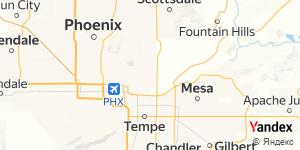 Direction for - Accident  Injury Ctr Scottsdale,Arizona,US