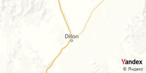 Direction for - Les Schwab Tire Center Dillon,Montana,US