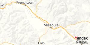 Direction for - Pepsi Bottling Group Missoula,Montana,US